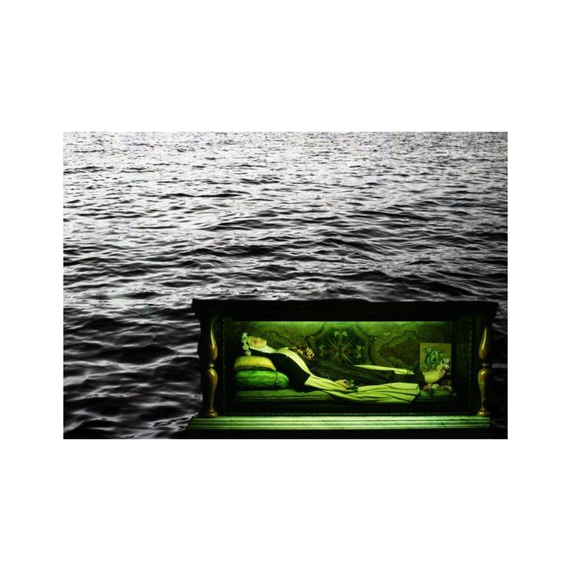 Sleeping Saint in the Water (Collage #3) Men's Pullover Hoody by zoegleitsman's Artist Shop