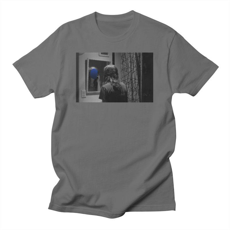 Ocean Mirror (Collage #4) Men's T-Shirt by zoegleitsman's Artist Shop