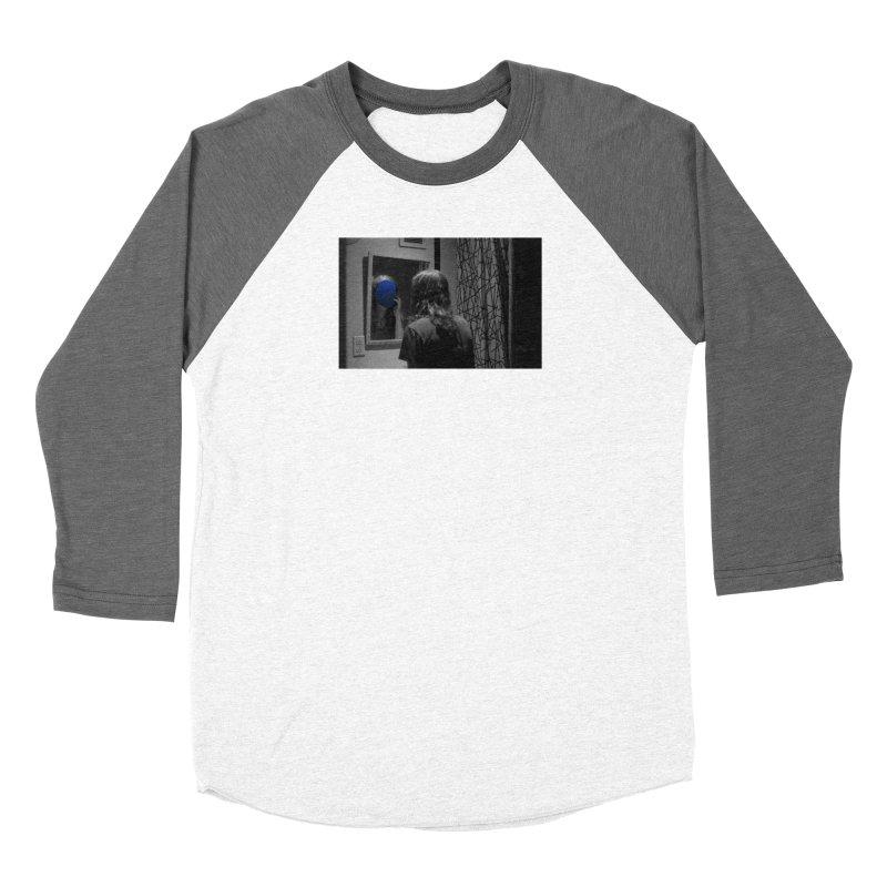 Ocean Mirror (Collage #4) Women's Longsleeve T-Shirt by zoegleitsman's Artist Shop