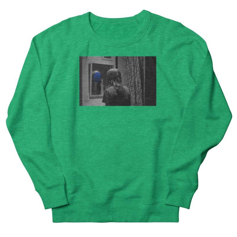Ocean Mirror (Collage #4) Women's Sweatshirt by zoegleitsman's Artist Shop
