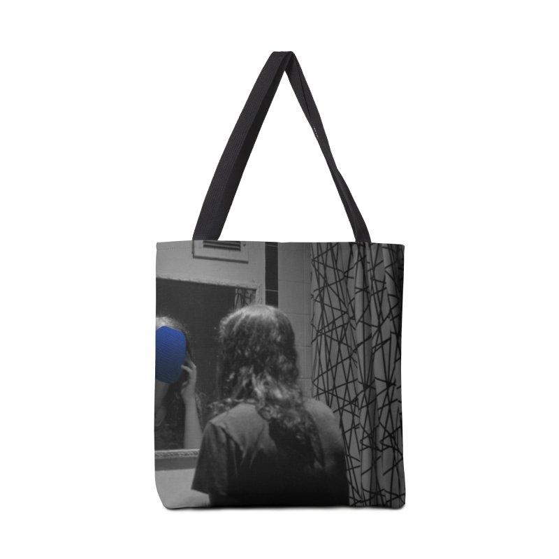 Ocean Mirror (Collage #4) Accessories Bag by zoegleitsman's Artist Shop