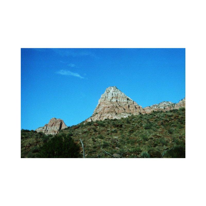 Mountains in Zion Women's Zip-Up Hoody by zoegleitsman's Artist Shop