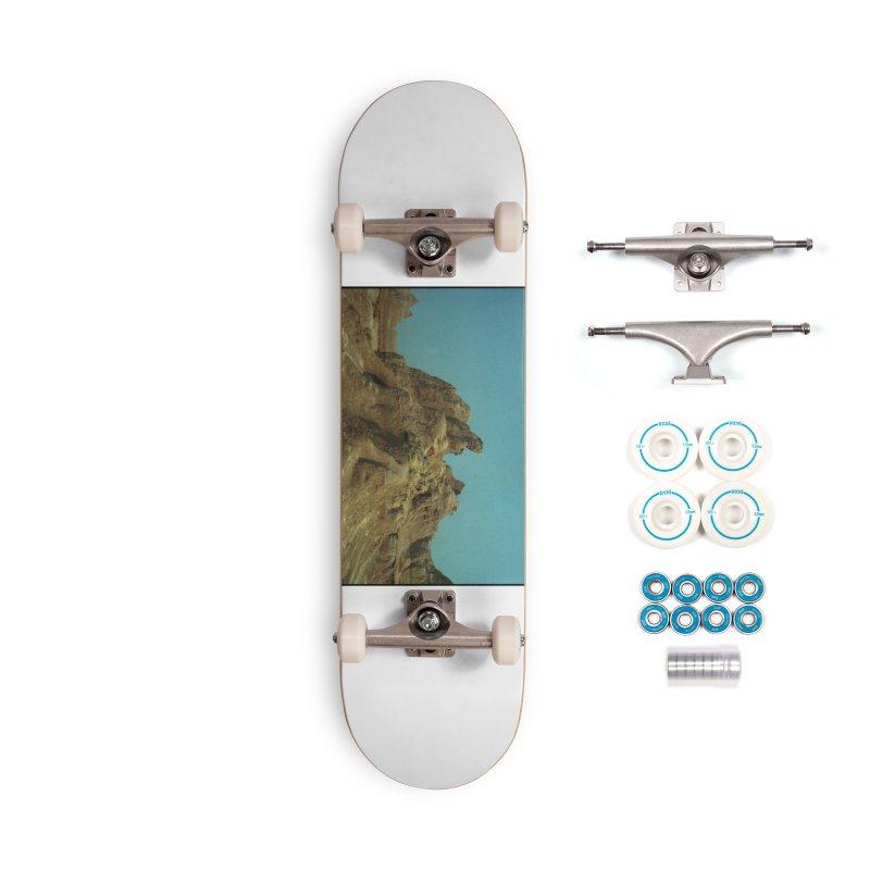 Badlands Accessories Skateboard by zoegleitsman's Artist Shop