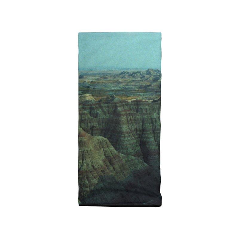 Striped Mountains Accessories Neck Gaiter by zoegleitsman's Artist Shop
