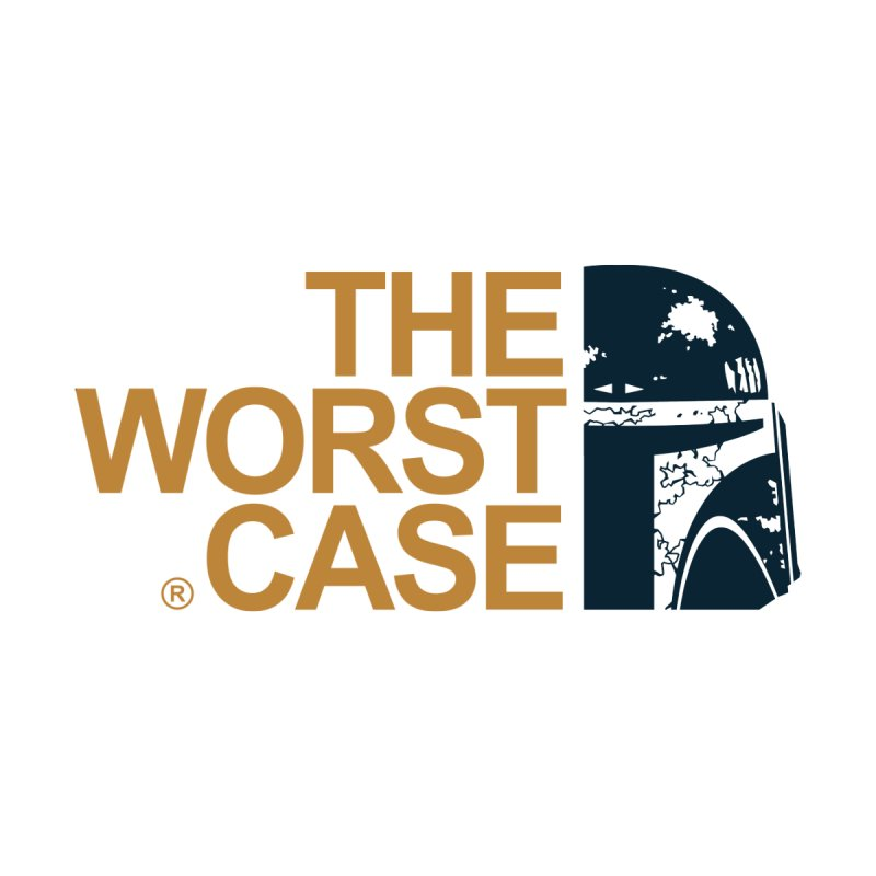 The Worst Case - Boba Fett Women's Unisex T-Shirt by zoelone's Artist Shop