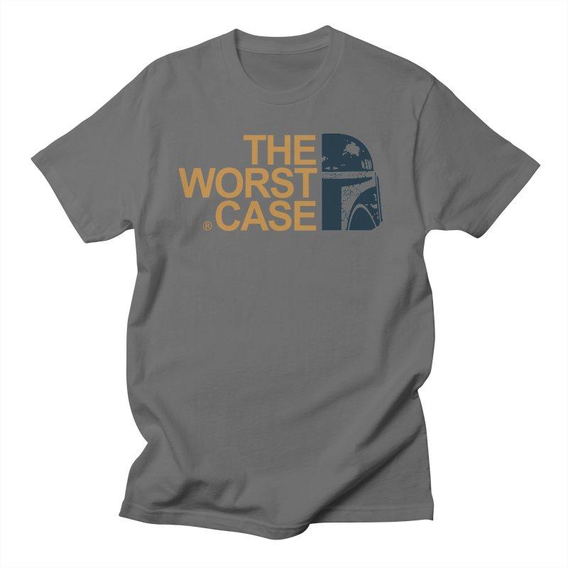 The Worst Case - Boba Fett Men's T-Shirt by zoelone's Artist Shop