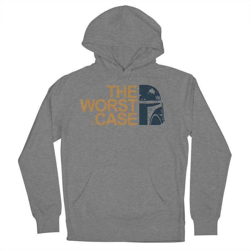 The Worst Case - Boba Fett Women's French Terry Pullover Hoody by zoelone's Artist Shop