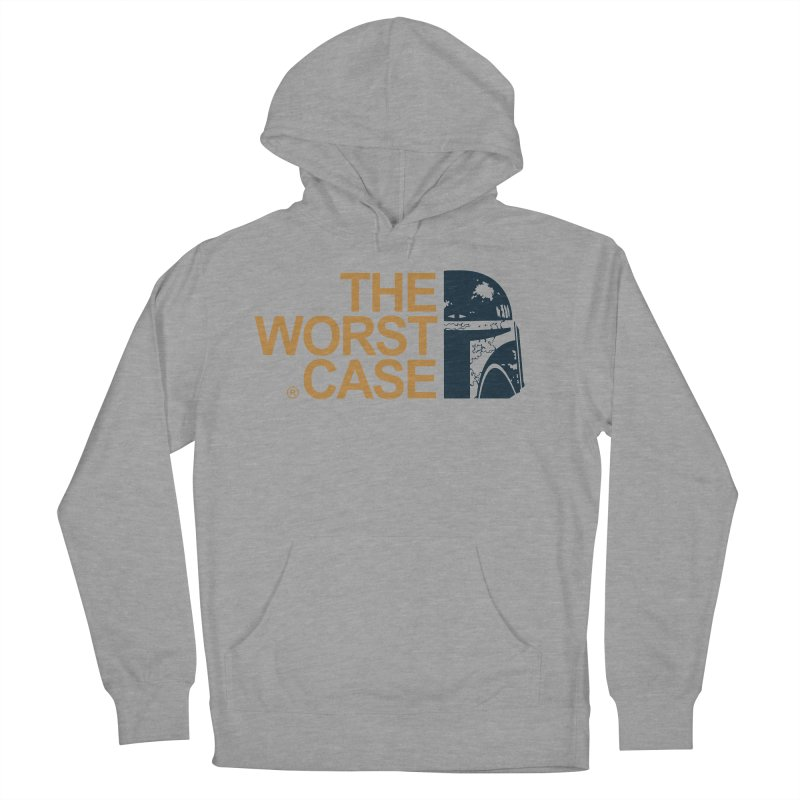 The Worst Case - Boba Fett Men's Pullover Hoody by zoelone's Artist Shop