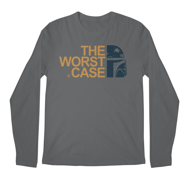 The Worst Case - Boba Fett Men's Regular Longsleeve T-Shirt by zoelone's Artist Shop