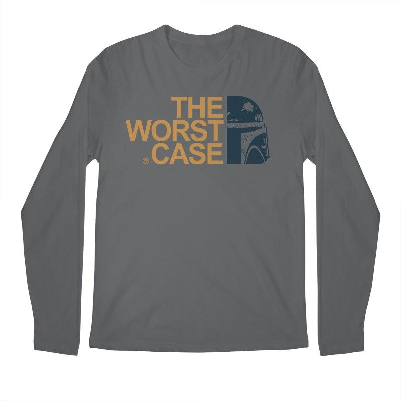 The Worst Case - Boba Fett Men's Longsleeve T-Shirt by zoelone's Artist Shop