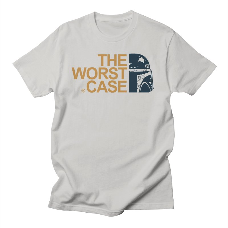 The Worst Case - Boba Fett Men's Regular T-Shirt by zoelone's Artist Shop
