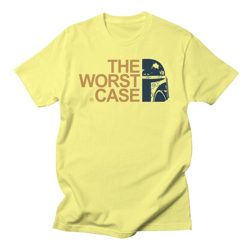The Worst Case - Boba Fett Women's Unisex T-Shirt by zoelone's Artist Shop