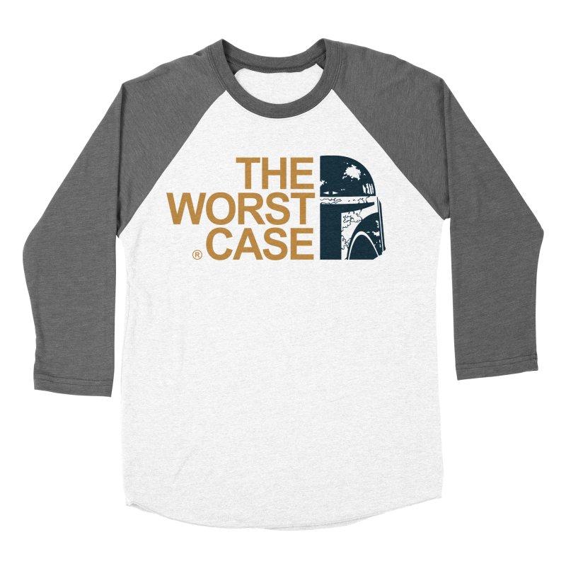 The Worst Case - Boba Fett Women's Baseball Triblend T-Shirt by zoelone's Artist Shop