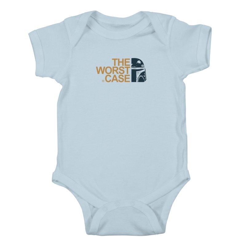 The Worst Case - Boba Fett Kids Baby Bodysuit by zoelone's Artist Shop