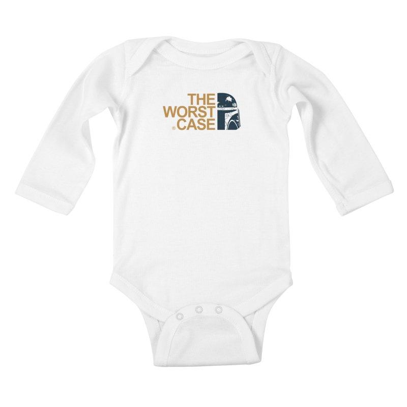 The Worst Case - Boba Fett Kids Baby Longsleeve Bodysuit by zoelone's Artist Shop