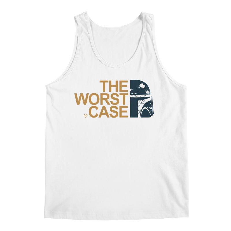 The Worst Case - Boba Fett Men's Regular Tank by zoelone's Artist Shop