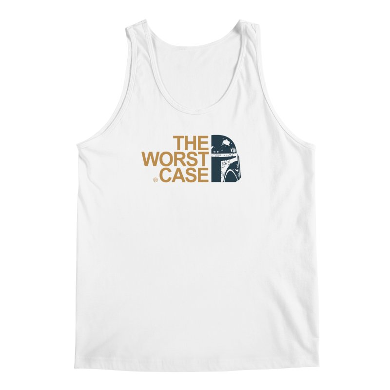 The Worst Case - Boba Fett Men's Regular Tank by zoelone's Artist Shop