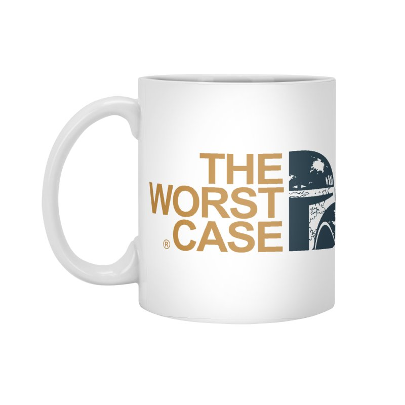 The Worst Case - Boba Fett Accessories Standard Mug by zoelone's Artist Shop