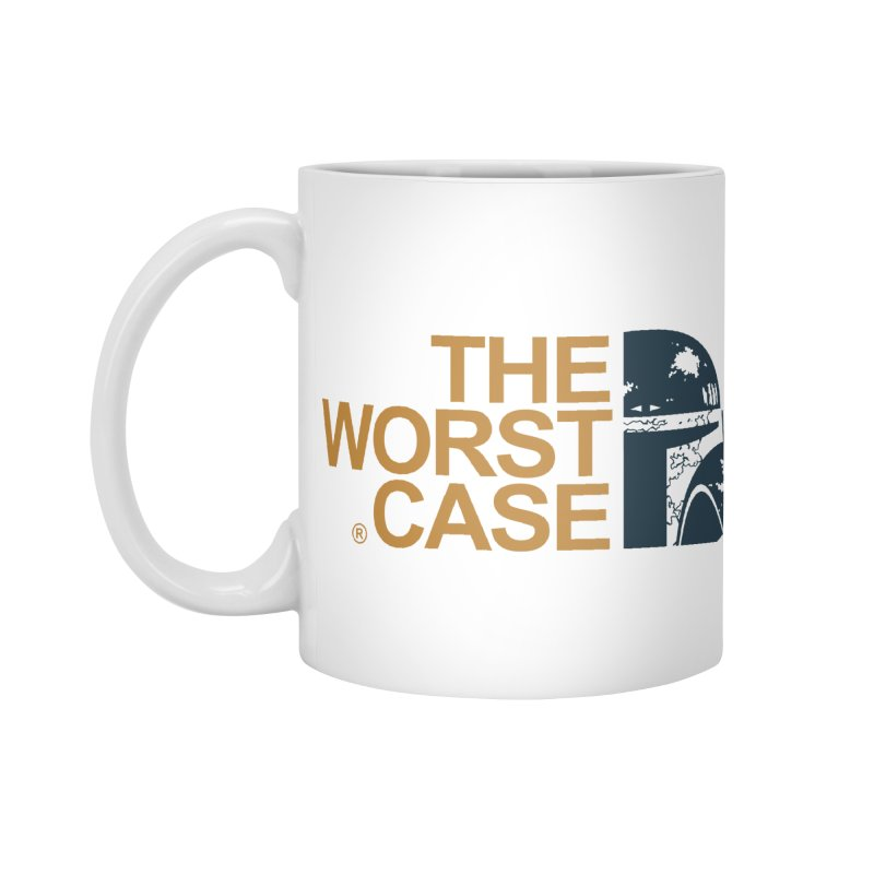 The Worst Case - Boba Fett Accessories Mug by zoelone's Artist Shop