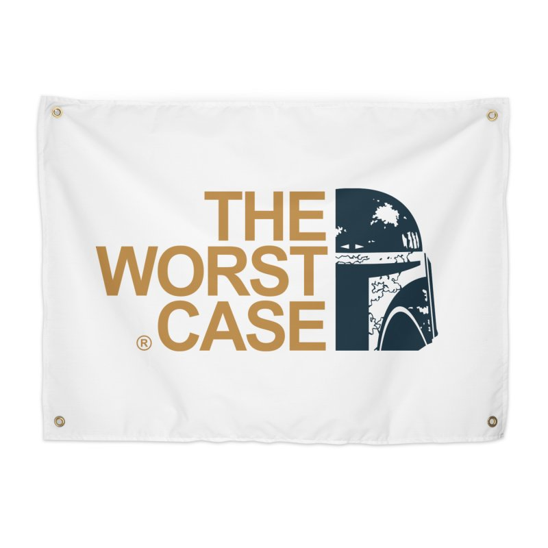 The Worst Case - Boba Fett Home Tapestry by zoelone's Artist Shop
