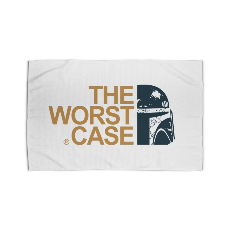 The Worst Case - Boba Fett Home Rug by zoelone's Artist Shop