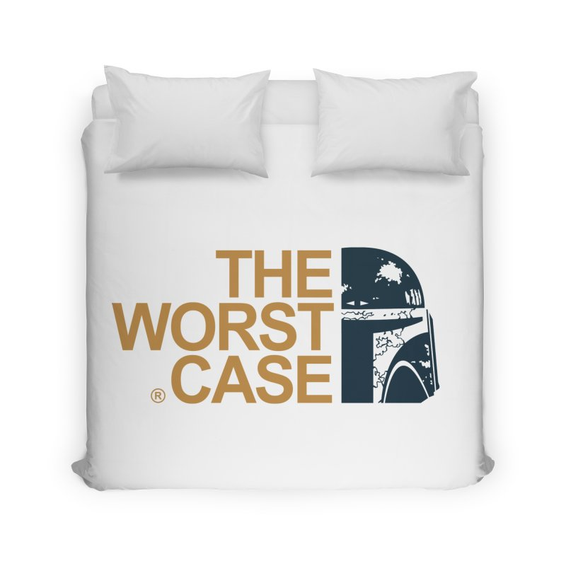 The Worst Case - Boba Fett Home Duvet by zoelone's Artist Shop