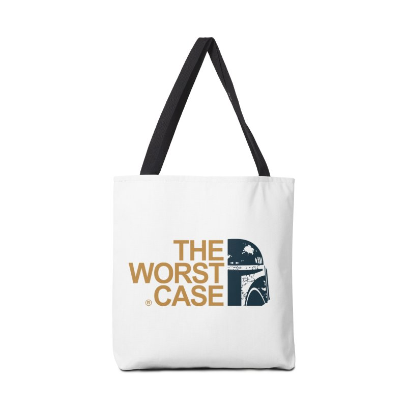The Worst Case - Boba Fett Accessories Bag by zoelone's Artist Shop