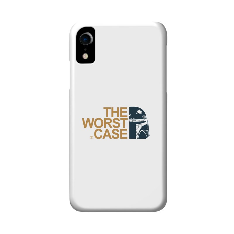 The Worst Case - Boba Fett Accessories Phone Case by zoelone's Artist Shop