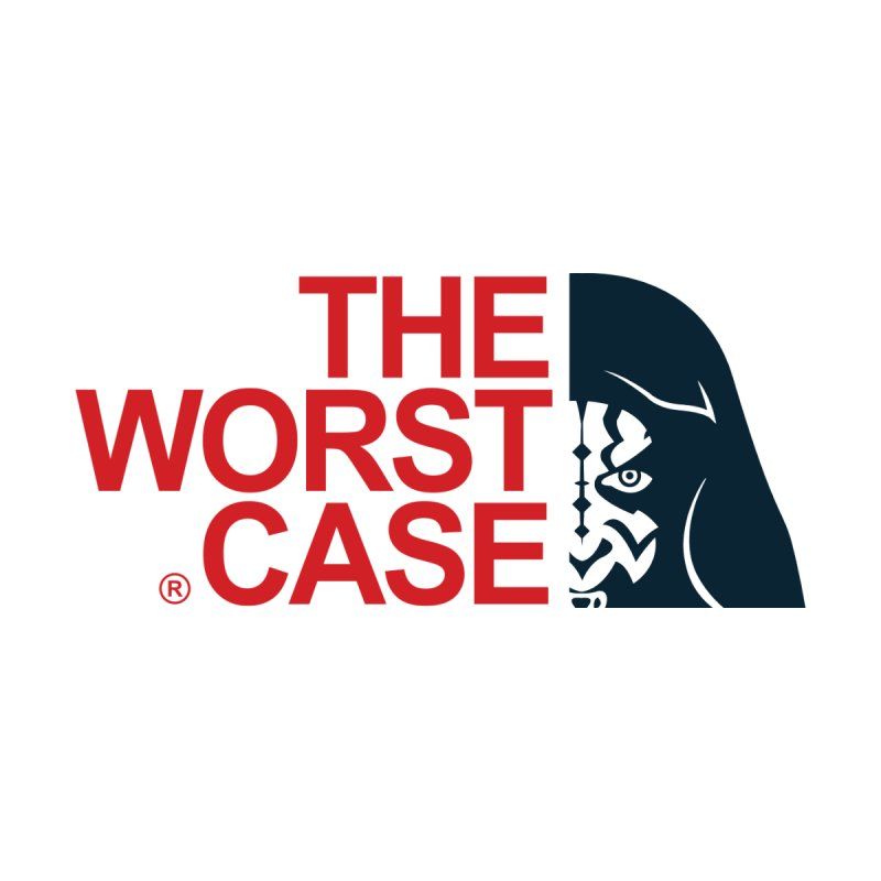The Worst Case - Maul Men's T-Shirt by zoelone's Artist Shop