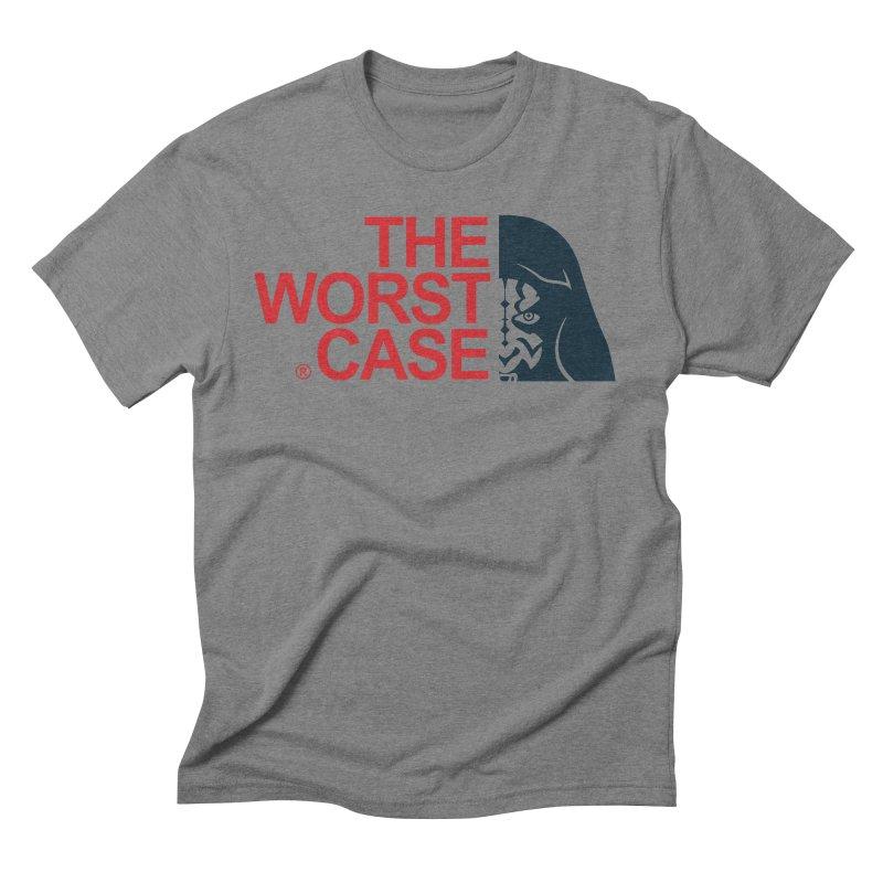 The Worst Case - Maul Men's T-Shirt by zoelone's Artist Shop