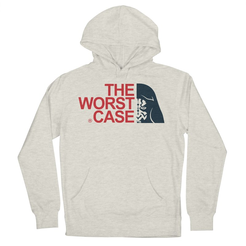 The Worst Case - Maul Men's French Terry Pullover Hoody by zoelone's Artist Shop