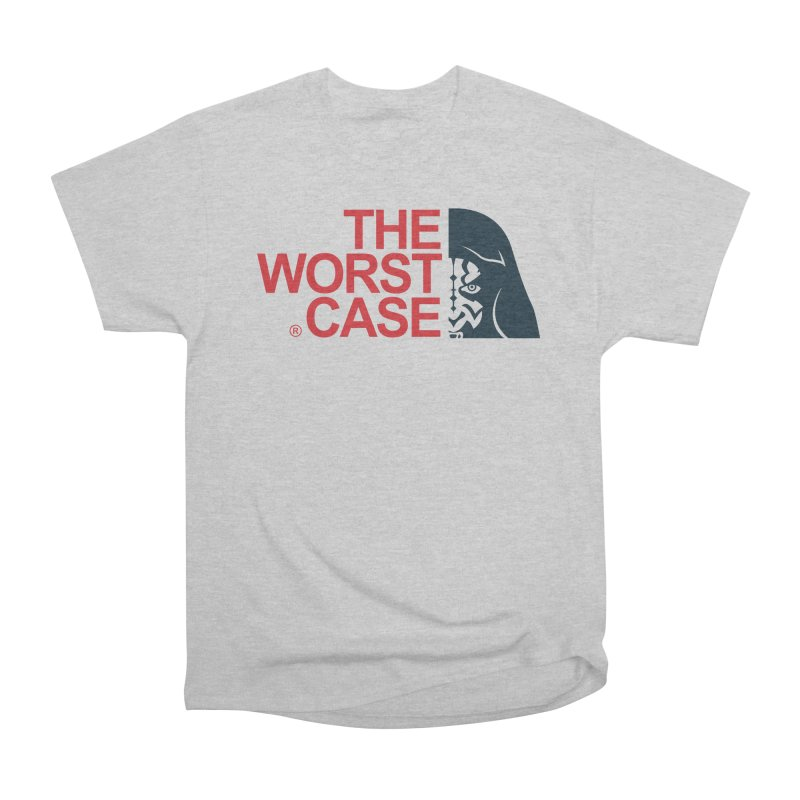The Worst Case - Maul Men's Heavyweight T-Shirt by zoelone's Artist Shop