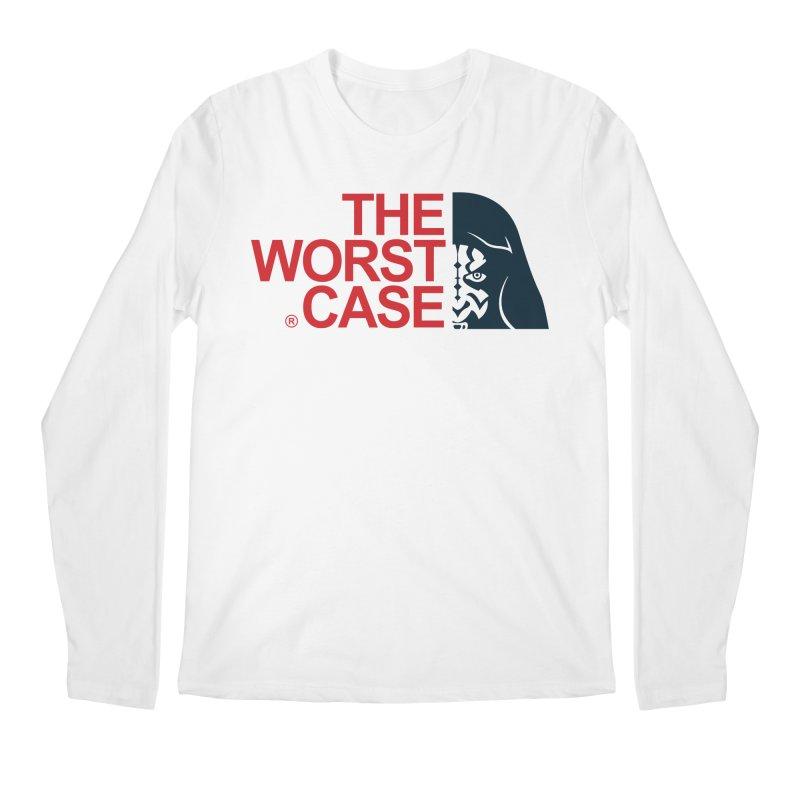 The Worst Case - Maul Men's Regular Longsleeve T-Shirt by zoelone's Artist Shop