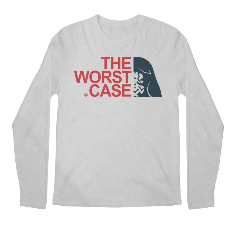 The Worst Case - Maul Men's Regular Longsleeve T-Shirt by zoelone's Artist Shop