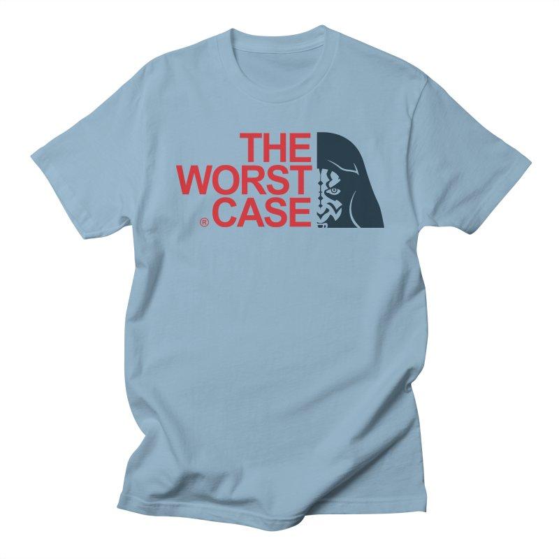 The Worst Case - Maul Women's Regular Unisex T-Shirt by zoelone's Artist Shop