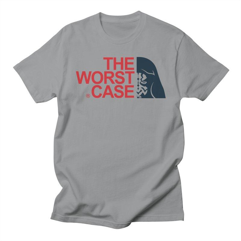 The Worst Case - Maul Men's Regular T-Shirt by zoelone's Artist Shop