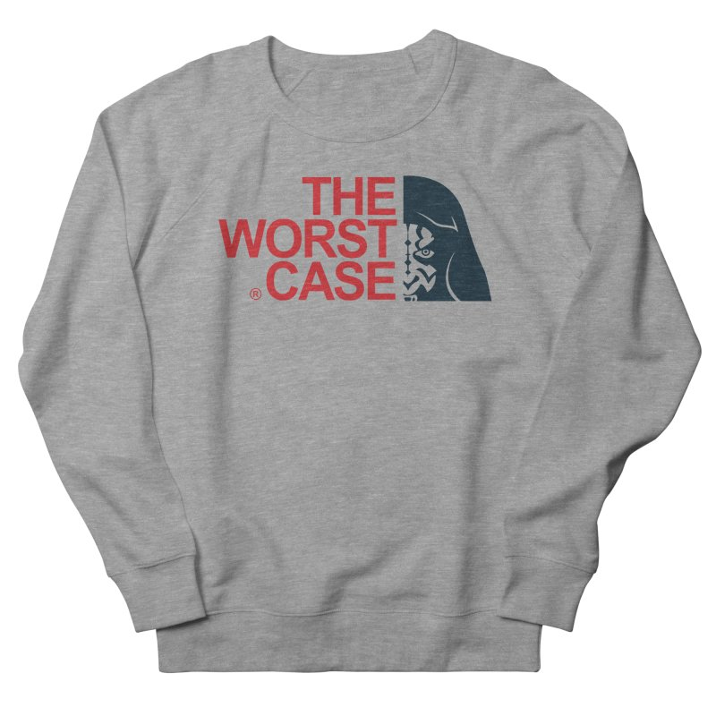The Worst Case - Maul Women's French Terry Sweatshirt by zoelone's Artist Shop