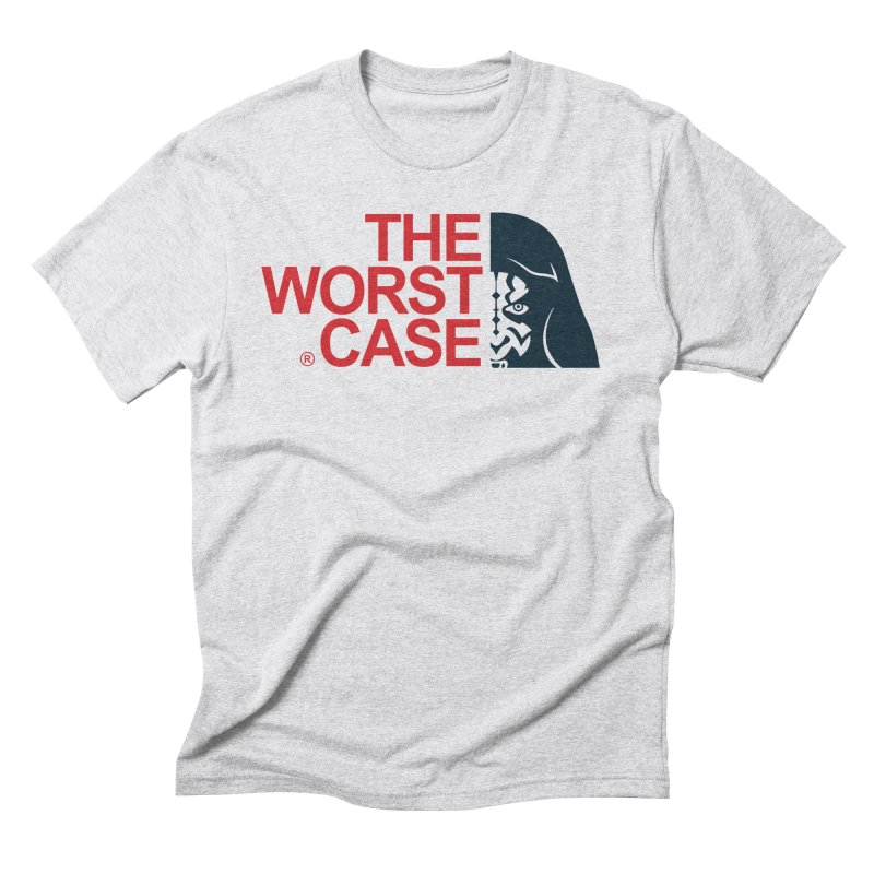 The Worst Case - Maul Men's Triblend T-Shirt by zoelone's Artist Shop