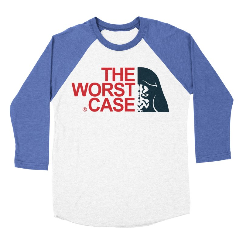 The Worst Case - Maul Women's Baseball Triblend Longsleeve T-Shirt by zoelone's Artist Shop