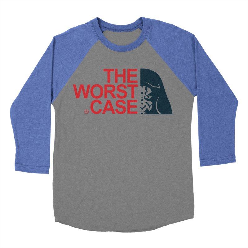 The Worst Case - Maul Women's Baseball Triblend Longsleeve T-Shirt by zoelone's Artist Shop