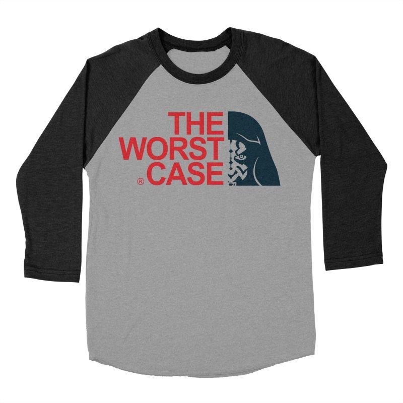 The Worst Case - Maul Men's Baseball Triblend T-Shirt by zoelone's Artist Shop