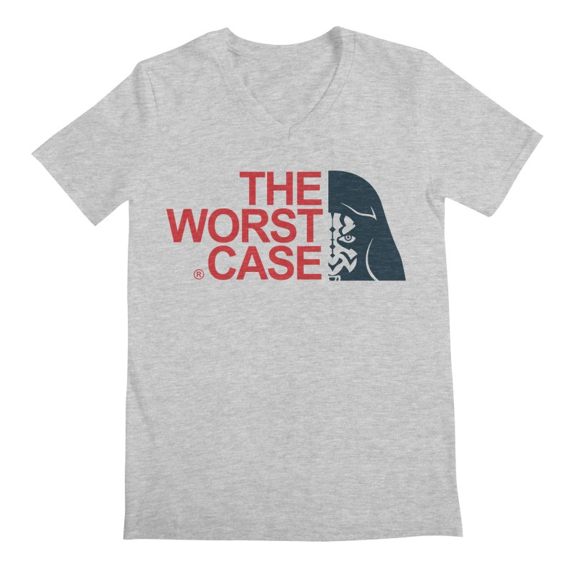 The Worst Case - Maul Men's Regular V-Neck by zoelone's Artist Shop