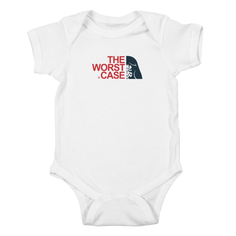 The Worst Case - Maul Kids Baby Bodysuit by zoelone's Artist Shop