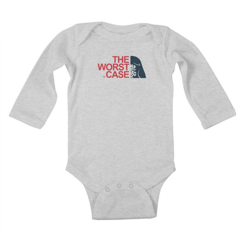 The Worst Case - Maul Kids Baby Longsleeve Bodysuit by zoelone's Artist Shop