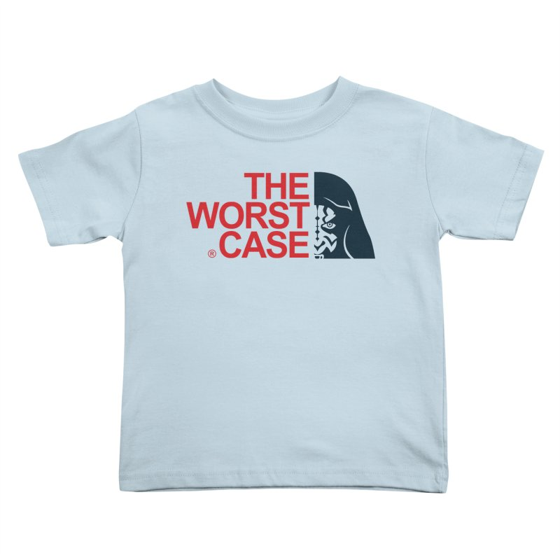 The Worst Case - Maul Kids Toddler T-Shirt by zoelone's Artist Shop