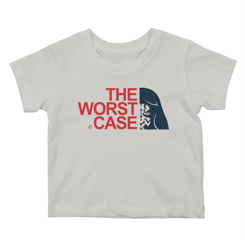 The Worst Case - Maul Kids Baby T-Shirt by zoelone's Artist Shop