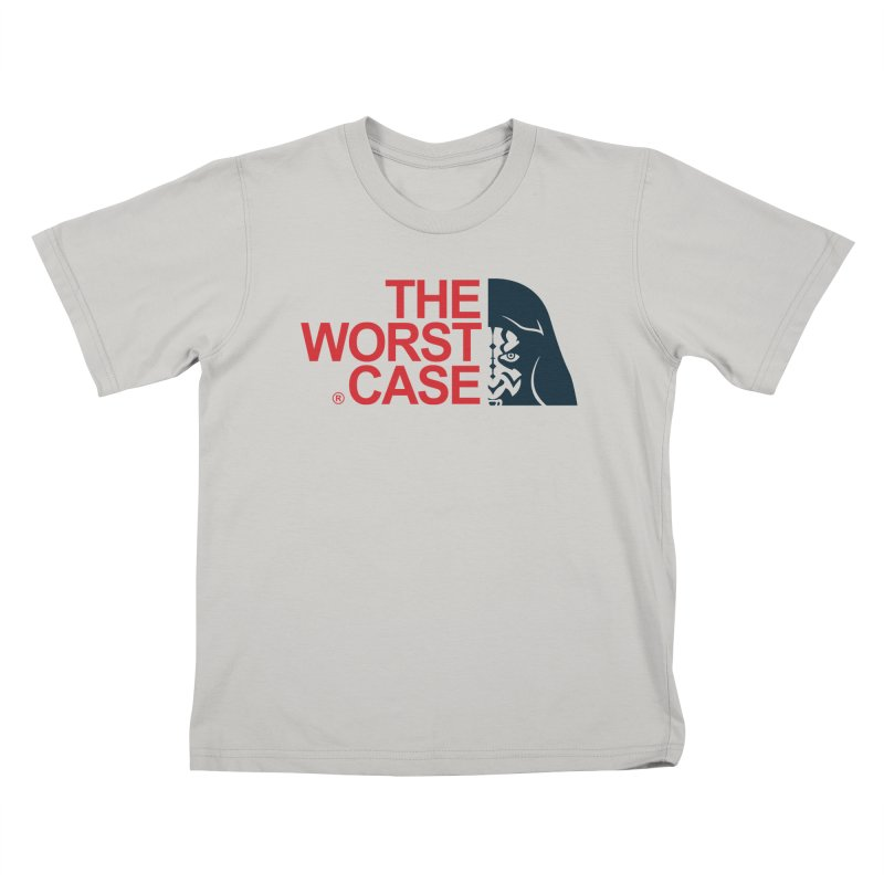 The Worst Case - Maul Kids T-Shirt by zoelone's Artist Shop