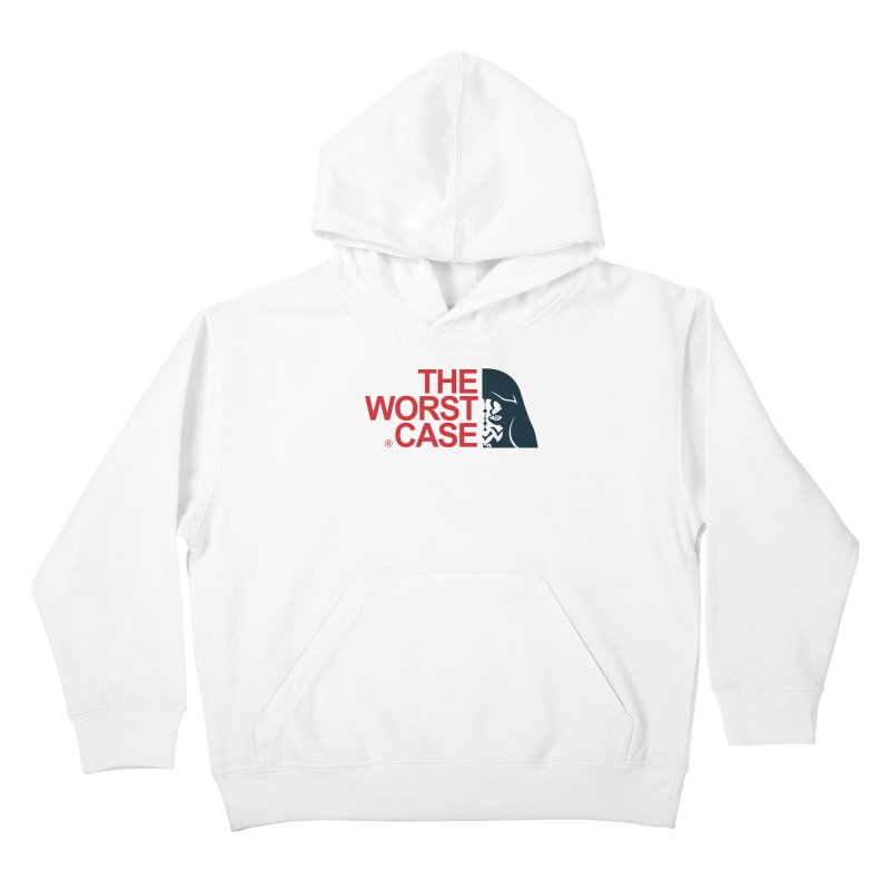 The Worst Case - Maul Kids Pullover Hoody by zoelone's Artist Shop