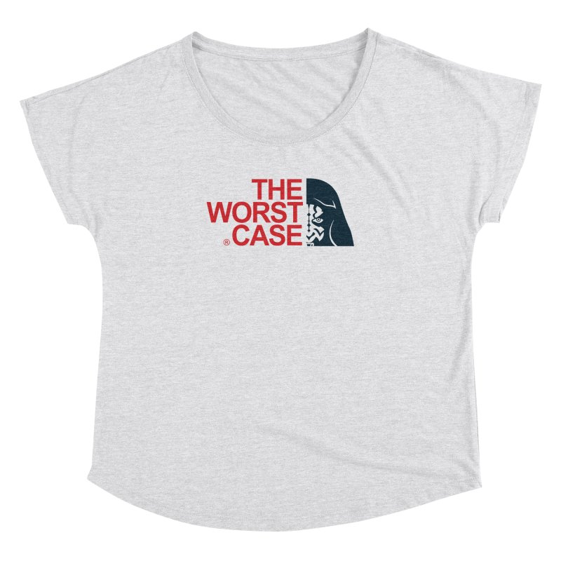 The Worst Case - Maul Women's Dolman Scoop Neck by zoelone's Artist Shop