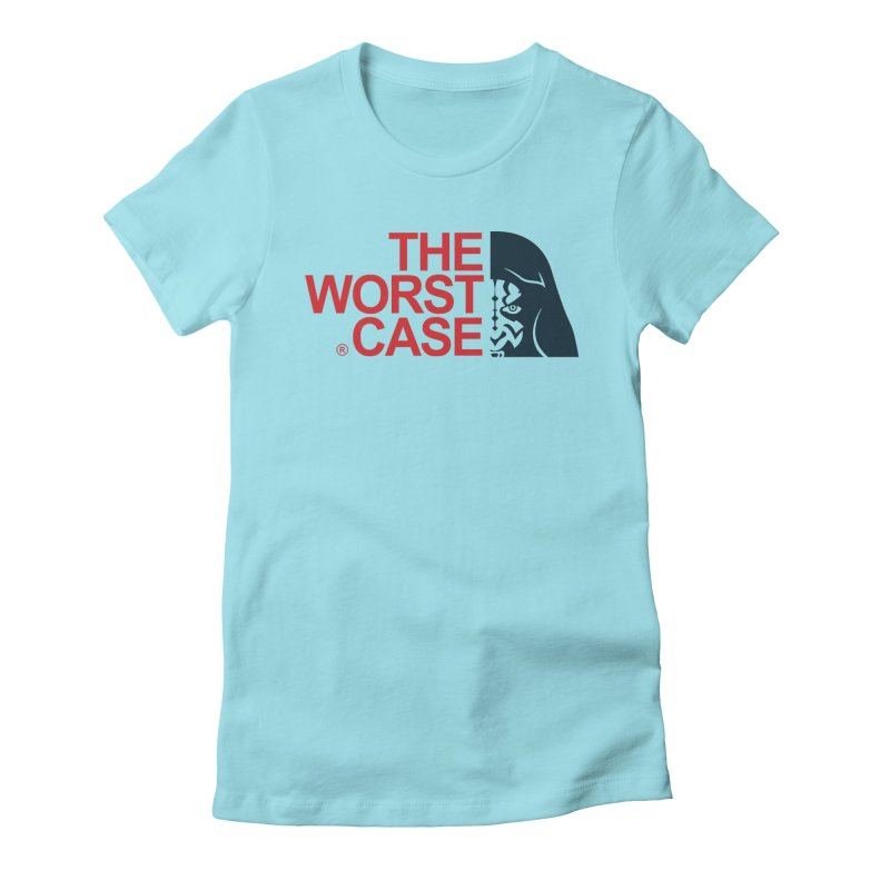 The Worst Case - Maul Women's Fitted T-Shirt by zoelone's Artist Shop